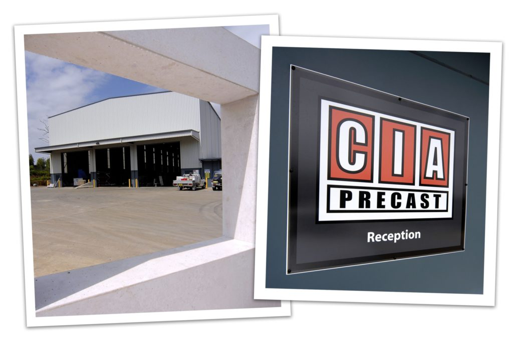 CIA Precast and Steel, Precast Division, moves to a larger production shed in Tomago. The Steel division of this business is still part of ATB Morton at this stage and remained at the Islington facility.